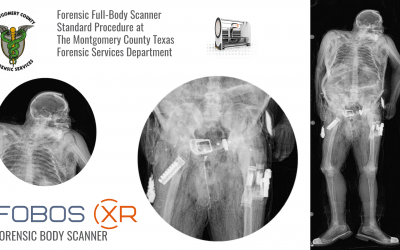FOBOS XR | Forensic Full-Body Scanner Standard Procedure at The Montgomery County Texas Forensic Services Department