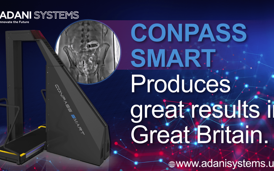CONPASS SMART produces great results in Great Britain.
